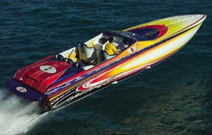 Cigarette 38 Top Gun: Powerboat Performance Report