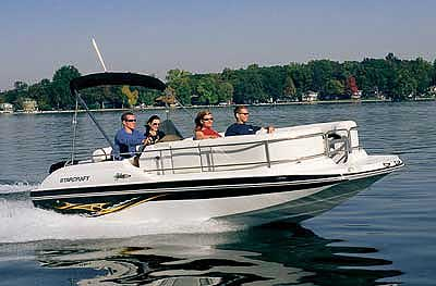 Go Boating Was The First Magazine To Test Galaxy 2000 Sd Which So