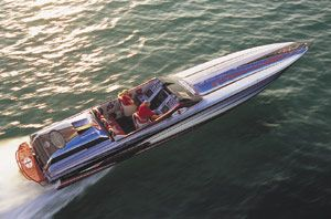 Cigarette Racing 46 Concept Boat Profile Reviews