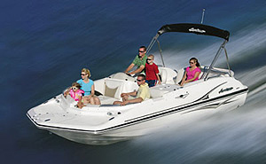 Hurricane FunDeck GS202 I/O: Go Boating Review