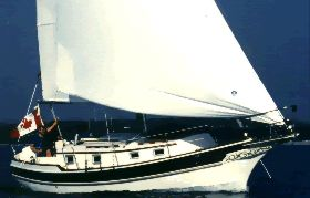 Gozzard 31: Cutter for the Cruising Couple