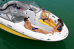 Yamaha SX210: Go Boating Review - boats.com