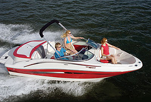 Sea Ray 185: Go Boating Review