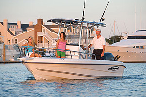 Triumph 195 CC: Go Boating Review