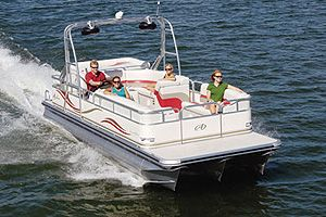 Avalon Somerset L Elite 24 CTS/HPP: Go Boating Test