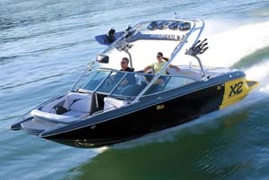 MasterCraft X-2: Powerboat magazine Performance Report
