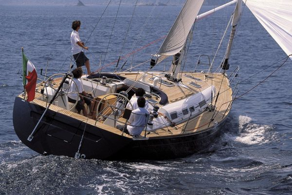 Grand Soleil 50: Competitive Cruiser, Designed by Peterson