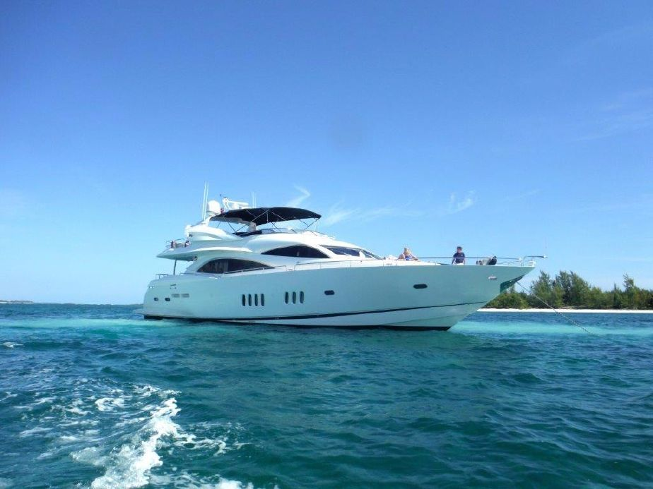 Take a look at this 2006 Sunseeker 90 Yacht located in Fort Lauderdale, FL, listed on boats.com.