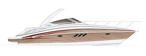 Cruisers 330 Express Cruiser To Debut at Miami Show