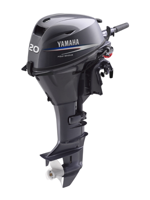 The outboard expert yamaha gets tough with its f15c and for 15 hp motor weight