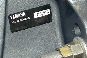 honda outboards serial numbers