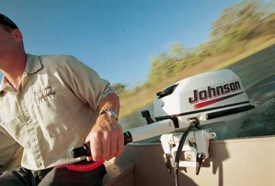 The Outboard Expert: Johnson Outboards Fading Fast