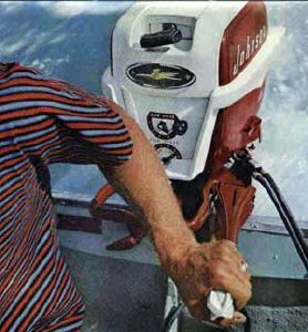 The Outboard Expert: Johnson Outboards Fading Fast - boats com