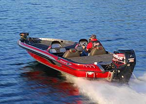 High-performance bass boat owners remain devoted to two-stroke performance, and the new Evinrude 250 H.O. puts BRP in a position to compete at the top of that market.