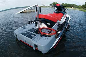 the personal watercraft expert hot tips for towing. Black Bedroom Furniture Sets. Home Design Ideas