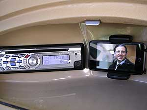 Stereo and DVD players are just two of the many options available for today' runabouts.
