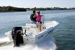 Suzuki Beefs Up Mid-Range Outboard Models for 2009 - boats com