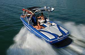 As with nearly all of Moomba's models, the Mobius LSV, and its reasonable $38,595 price tag, buyers can get a brand-new boat and still have enough money left to fill the tank all summer long.
