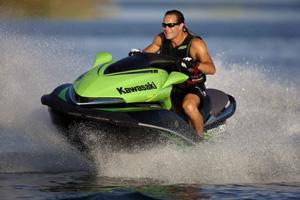 Kawasaki Jet Ski Ultra 260X PWC Review - boats.com