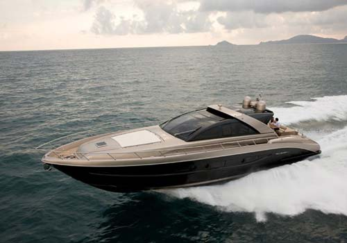 The 2009 Riva 68 Super Ego
