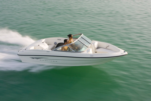 Bayliner 175, Ease of Entry - boats com
