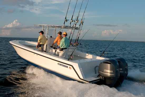 the new 4 2 liter yamaha offshore v6