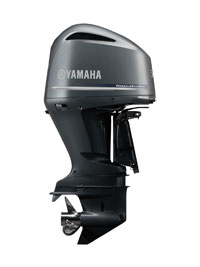 The new 4.2-liter Yamaha Offshore outboards offer 24 percent more displacement than the 3.4-liter V6 models they replace, yet weigh 51 pounds less than the previous Offshore V6.