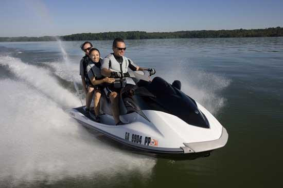 PWC Expert: 2010 Yamaha VX Cruiser - boats com