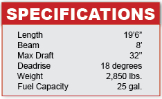chaparral-186-ssi-specifications