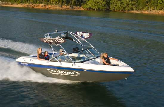 Credits Available with Purchase of a Moomba at Boat Shows