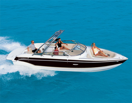 Formula 260 Bowrider We Have Arrived Boats Com