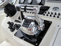 Three Outboards, One Lever: Mercury's DTS - boats com