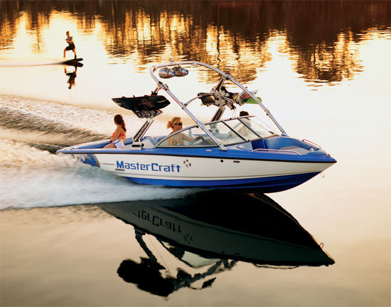 MasterCraft's X-7: An Affordable New Tow Boat