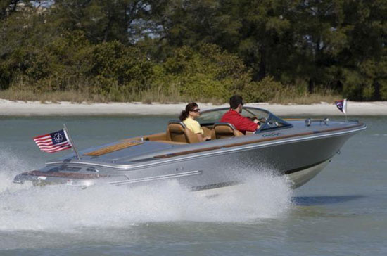 Chris Craft's Silver Bullet 20 Limited Edition, All Grown Up