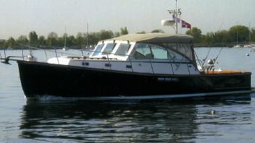 Wilbur 34 Downeaster: Used Boat Review