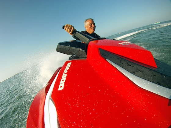 2011 Sea-Doo GTi Offers iControl Braking and Reverse