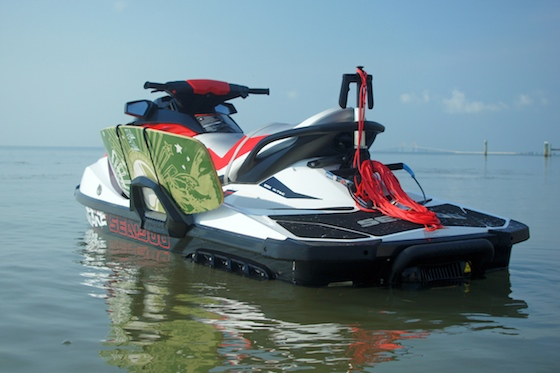 2011 Sea-Doo GTi Offers iControl Braking and Reverse - boats.com