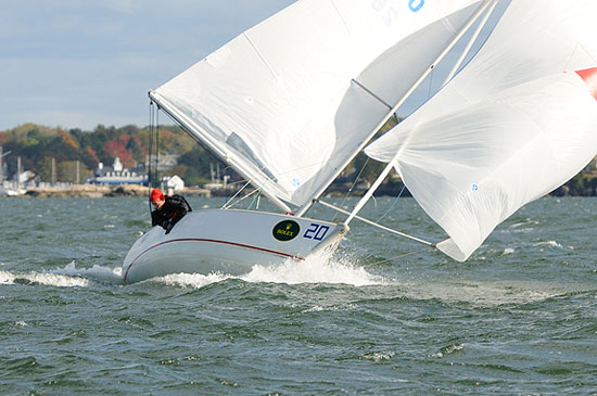 One Design Sailboat Racing: Calling All Champions