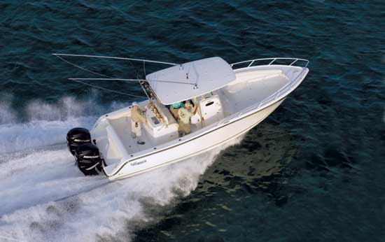 Fishing: New Boats at Fort Lauderdale Boat Show