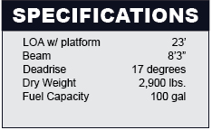 Albury Brothers 23 Specifications