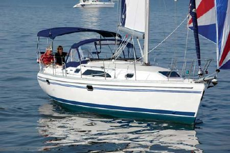 Catalina 355: Boat Review