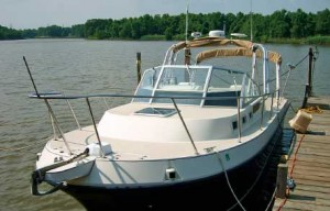 Albin 28 Tournament Express: Used Boat Review - boats com