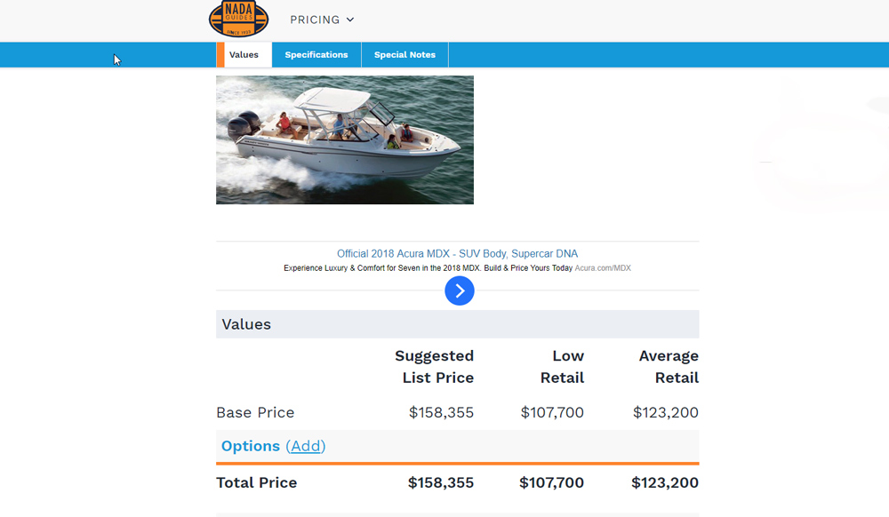 boat prices with nada guides boats com rh boats com Photography Pricing Guide PDF used boat pricing guidelines