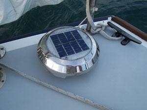 Installing A Solar Vent Boats Com