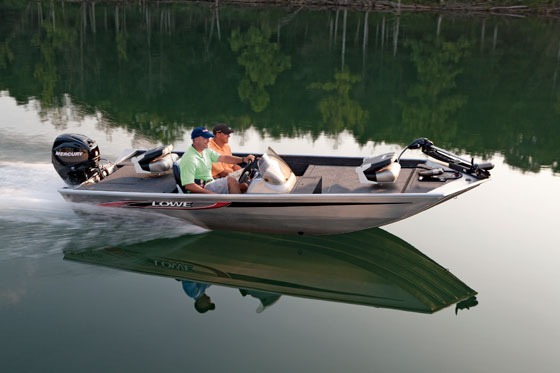Lowe Stryker: More Boat, Less Money