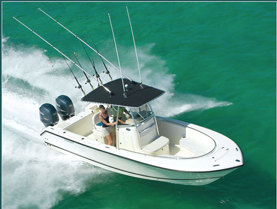 Offshore fishing hull shapes for Offshore fishing boats