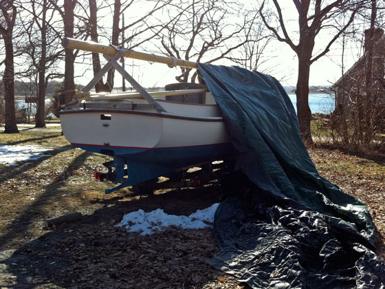 Winter Boat Storage Tips