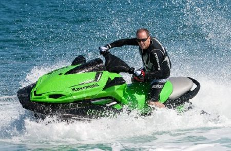 Kawasaki Ultra 300X: Expected New Power, Surprising New Handling