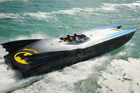 Go-Fast Boats: Running with the Baddest