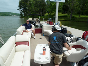 Harris FloteBote Grand Mariner SL250: Boat Test Notes